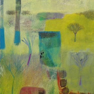 """""""Garden pond"""""""