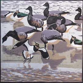 Brents and lapwings