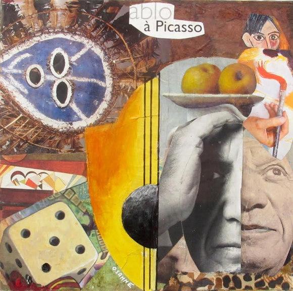 Hommage à P. Picasso