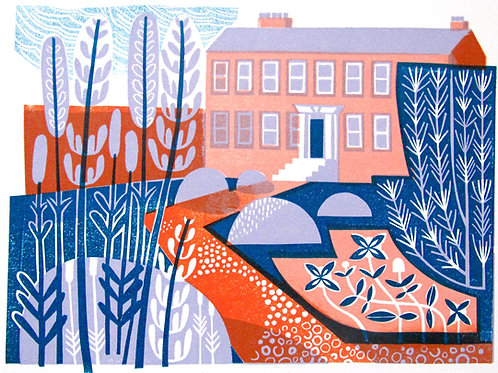 "Clare Curtis "" Wordsworth's House"""
