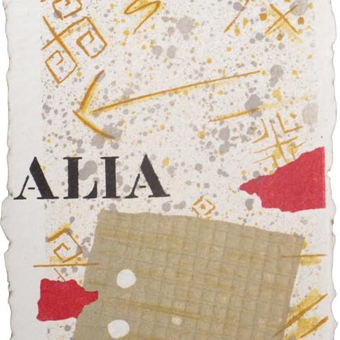 "Alain Soucasse ""Alia"""