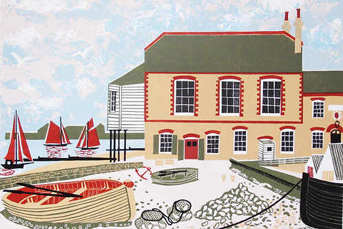 "Melvyn Evans ""Royal Native Oyster Stores Whitstable"""