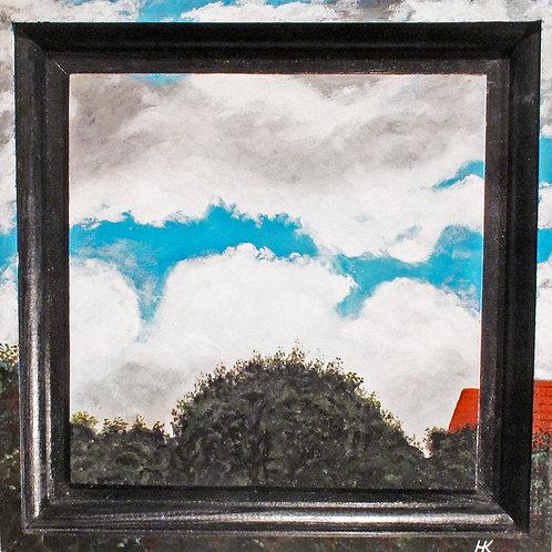 "Hilda Kernell ""Clouds over Haga"""