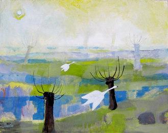 Water Meadow Mist