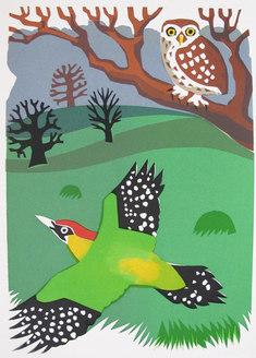 Greenpecker