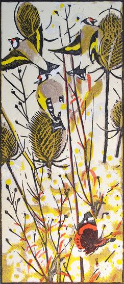 Michaelmas Goldfinches