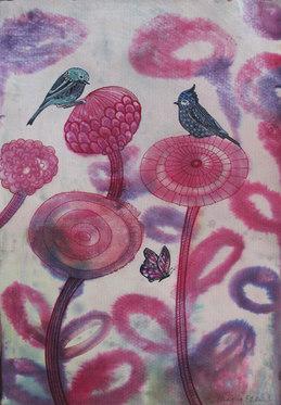 Vårfåglar