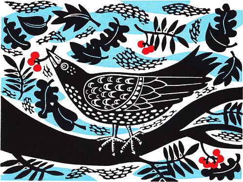 "Linda Farquharson ""Bird Cherry"""