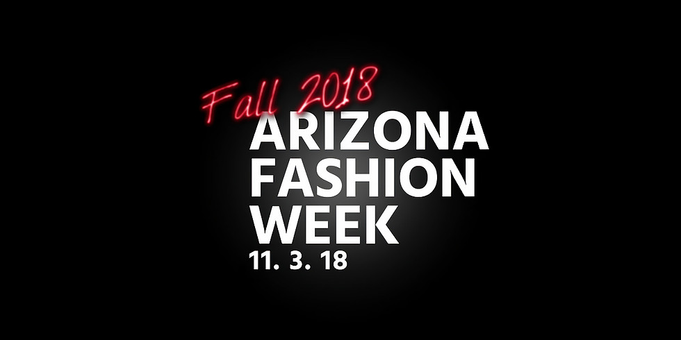 Arizona Fashion Week Fall Benefit Runway