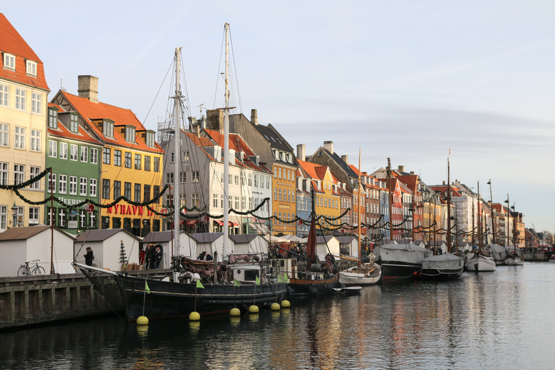 ONCE UPON A TIME IN DENMARK