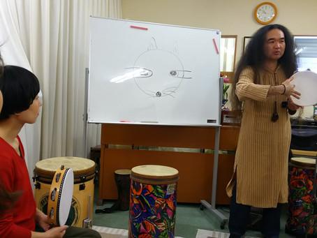 タンバリン教室spring❗