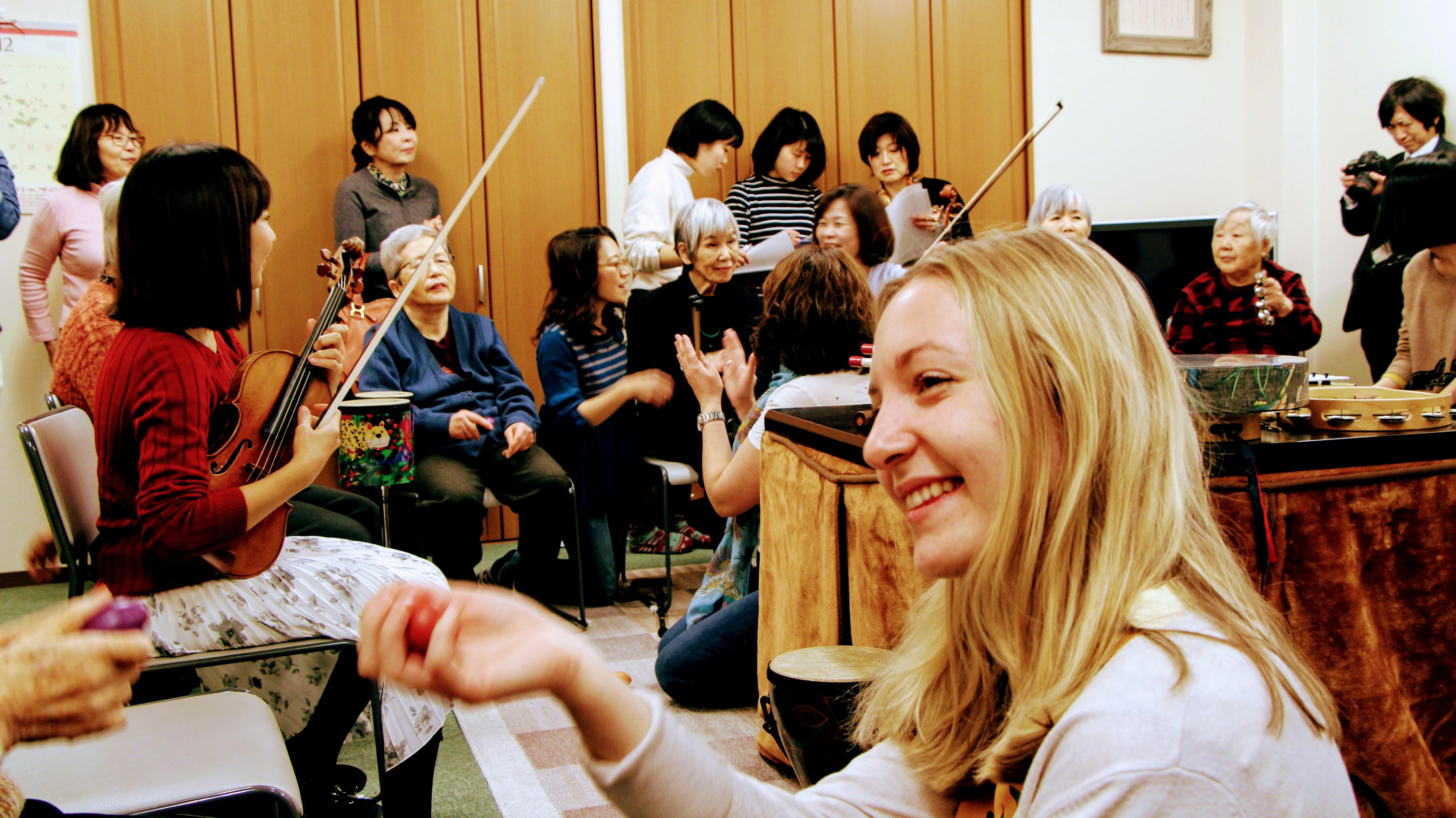 コミュニティ音楽