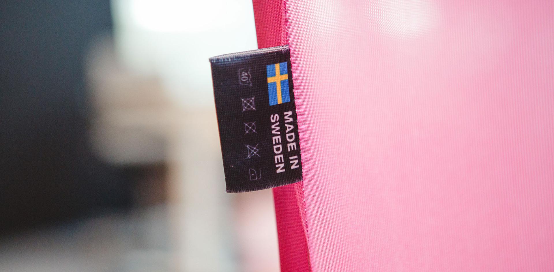 Standdisplays Made in Sweden