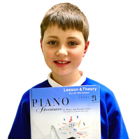 The Bees Keys Piano Lessons Swindon Oliver.png