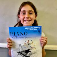 Piano Lessons Swindon