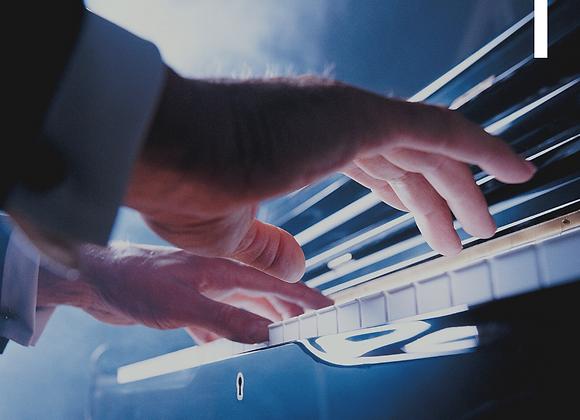 Platinum Lesson Piano Voucher  (including 18 x 60 minute lessons)