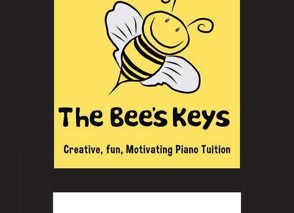 Bee's Keys Notebook