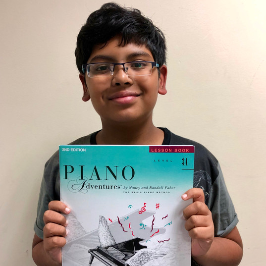 Piano Lessons Swindon - Accelreated Programme