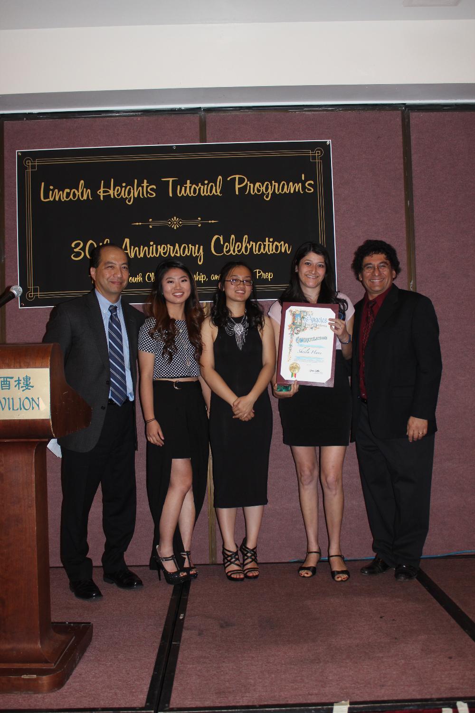 Alumni Award - Sheila Hwe