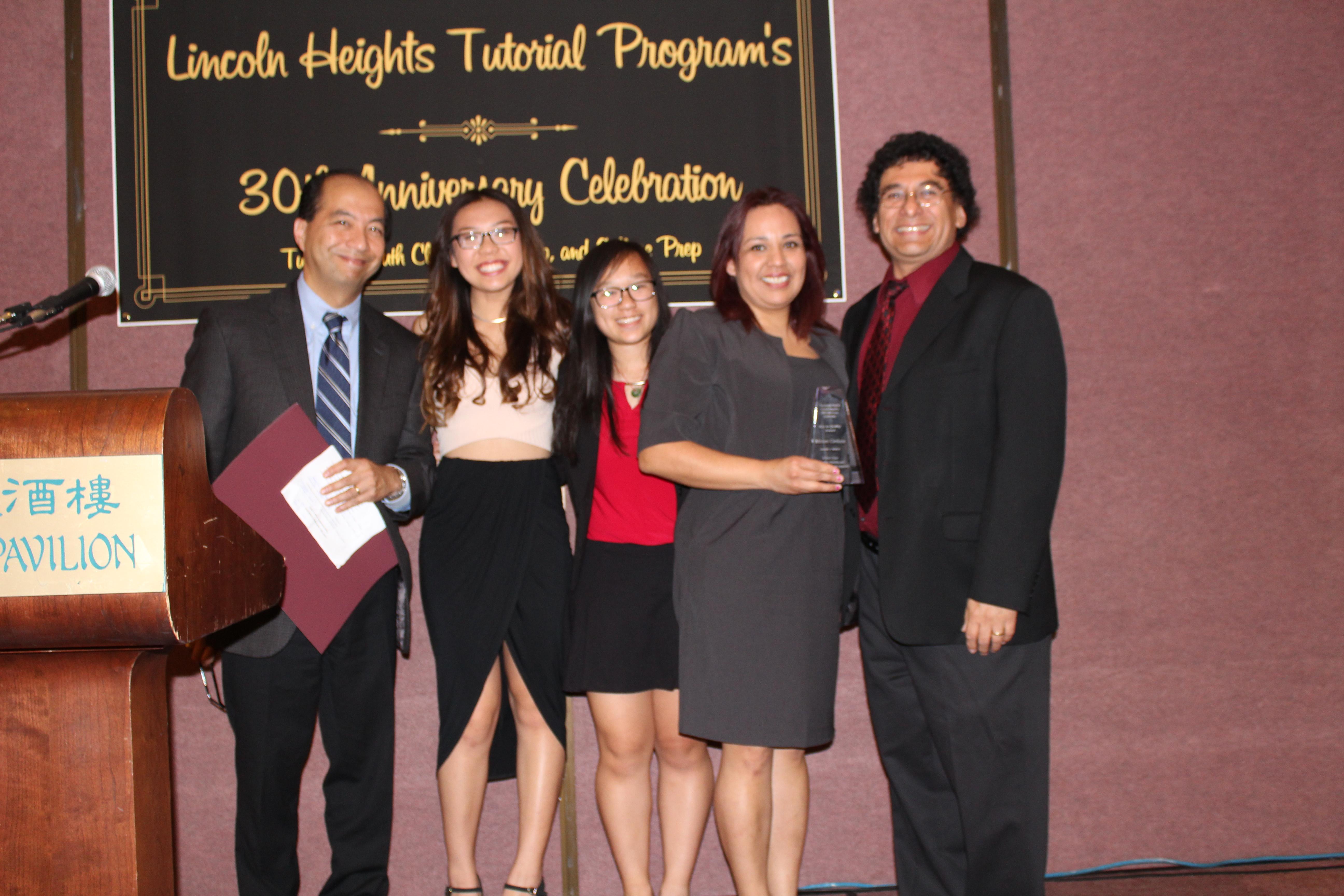Alumni Award - Miriam Cardoza