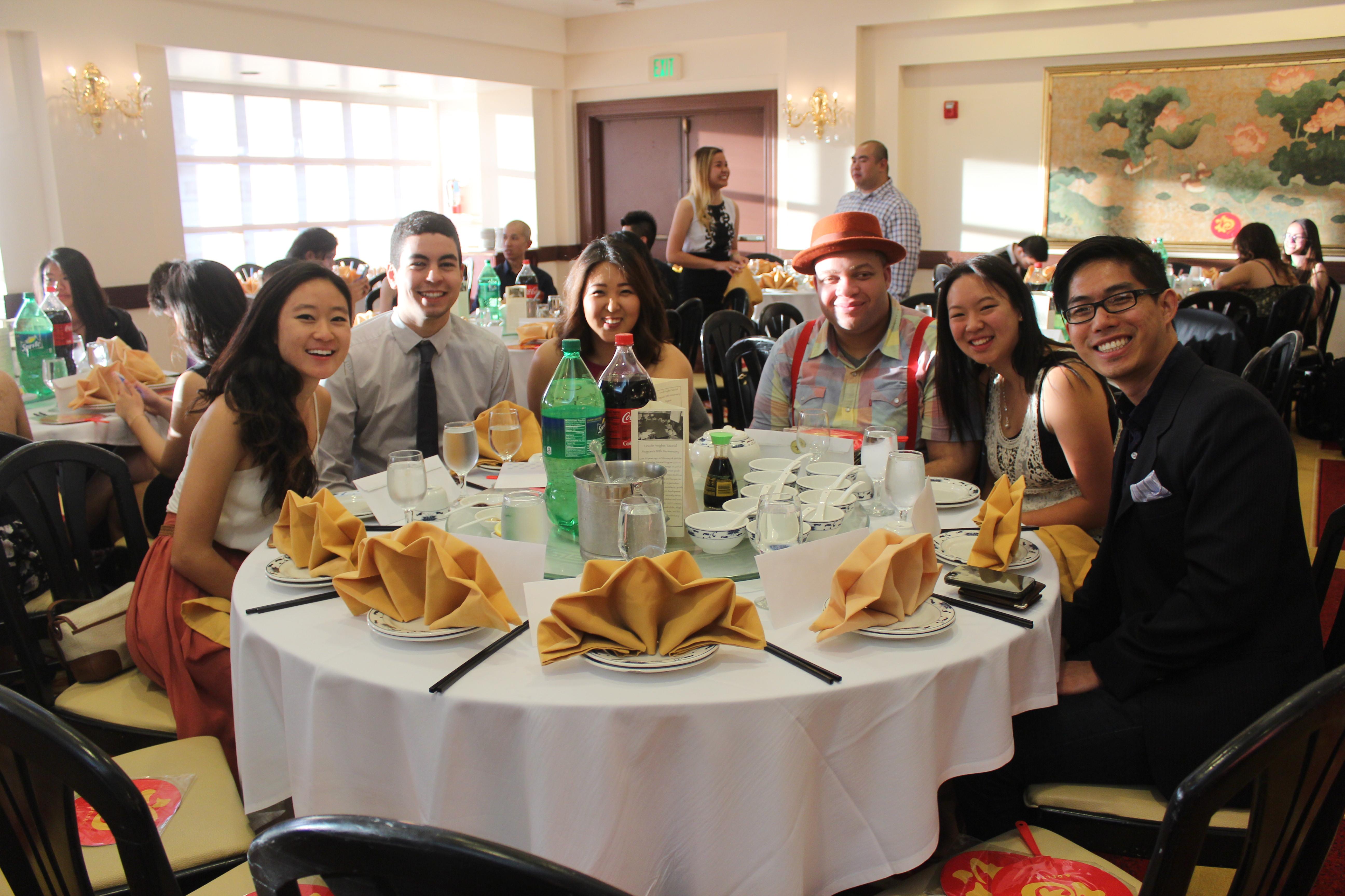 UCLA & USC guests