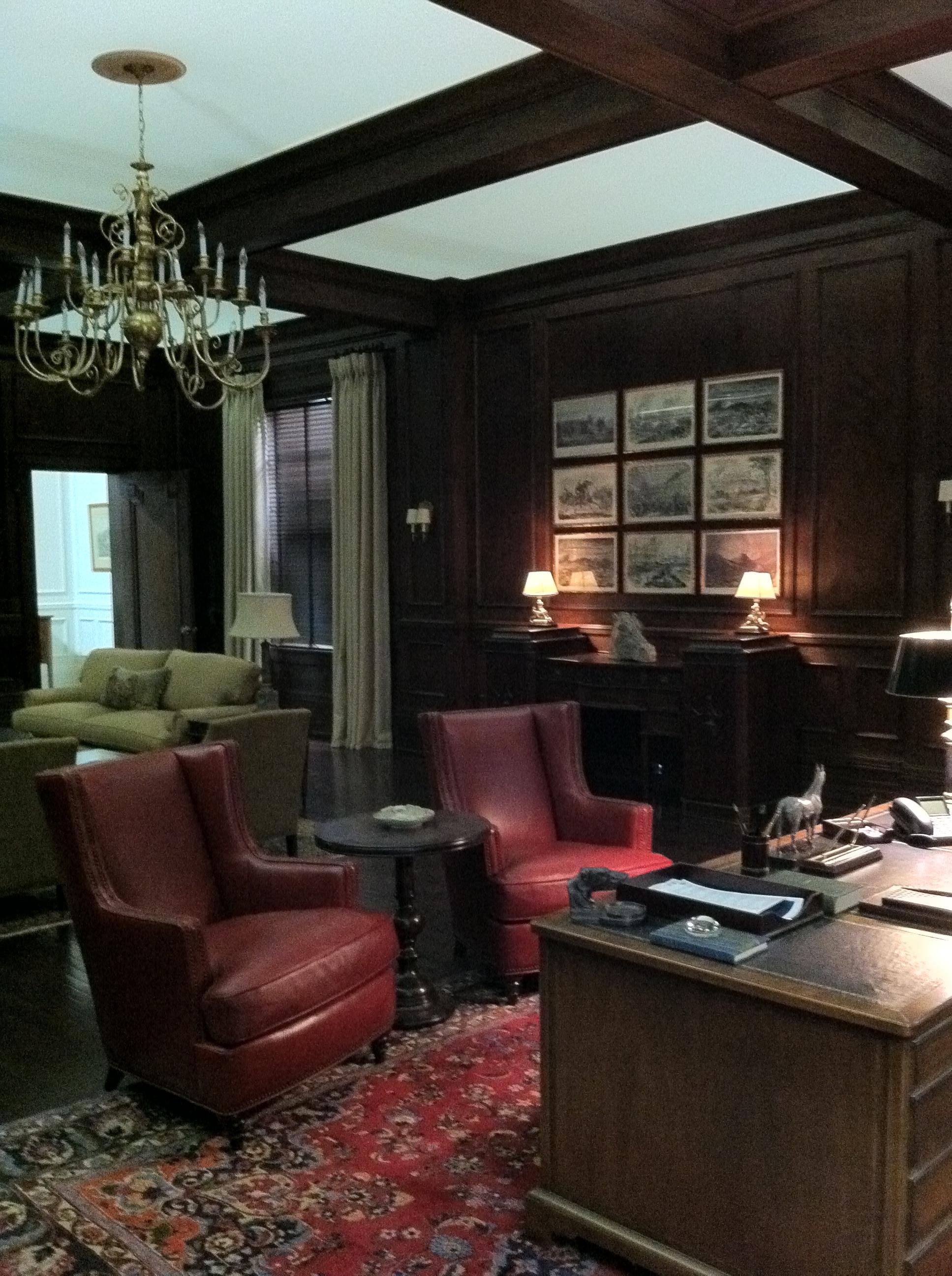 Allan Jackson Office