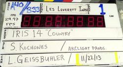 Les Leverertt Slate Board