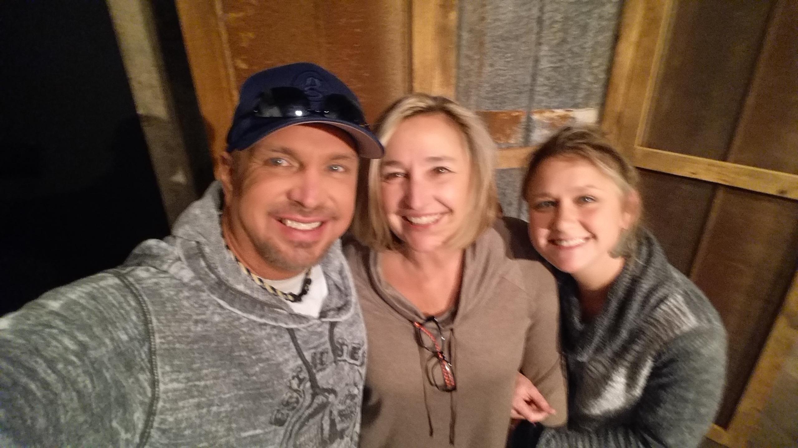 Ellen with Garth