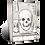 T-477 MYSTICAL SID DICKENS MEMORY BLOCK