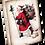 T-434 CHRISTMAS JOY SID DICKENS MEMORY BLOCK
