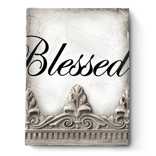 T-519 BLESSED                       Beato perché _________________________