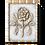 Thumbnail: T499 TUDOR ROSE - GOLD