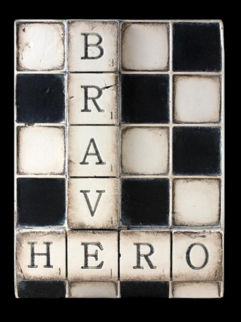 WP03 BRAVE HERO