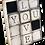 WP01 LOVE YOU SID DICKENS MEMORY BLOCK