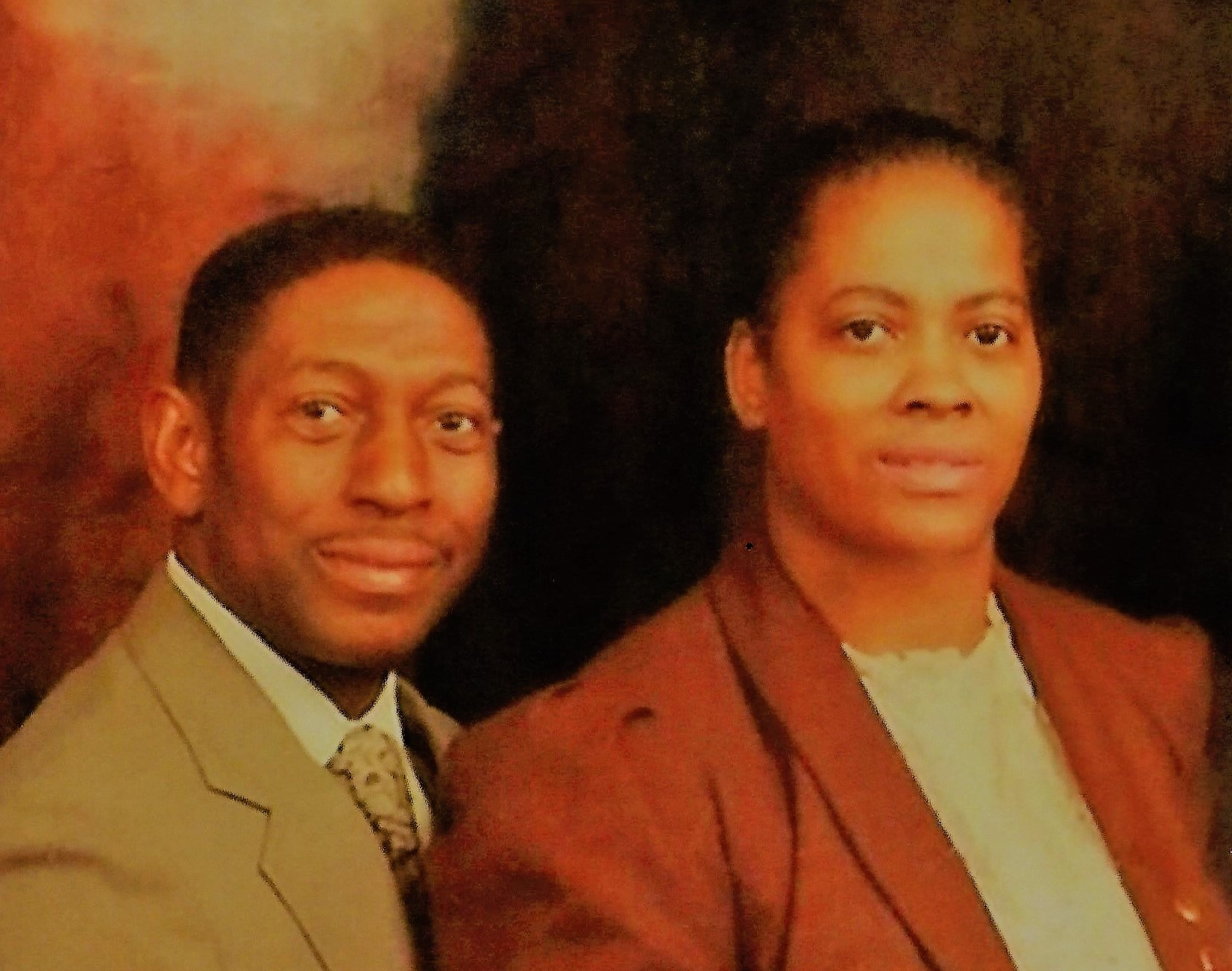 William James & Rosa Lee Little