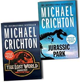 Jurassic Park Book Series.jpg