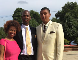 Dad & Our Teenagers After Church
