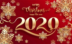 Merry Christmas & Happy New Year2020