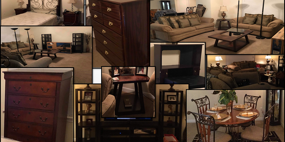 Assistance & Donations: Furniture