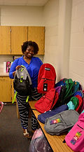 2019 BackPack-To-School Supplies Dropoff