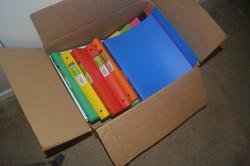 Sheon Pickney School Supply Donation
