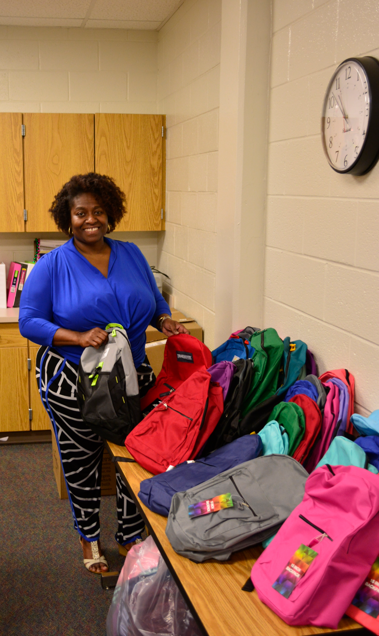 2019 BackPacks To School Supplies Event