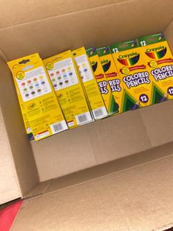 2020 BackPacks N School Supplies