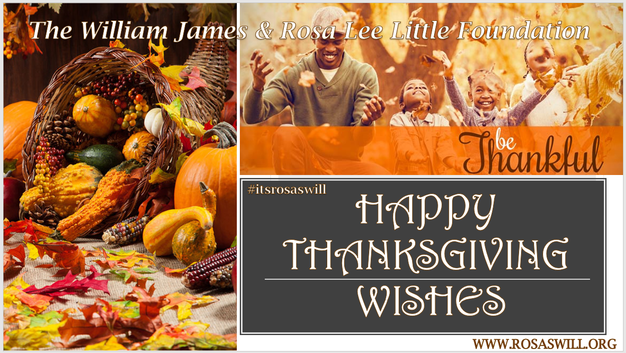 2019 Wishing All A Happy THANKSGIVING #i