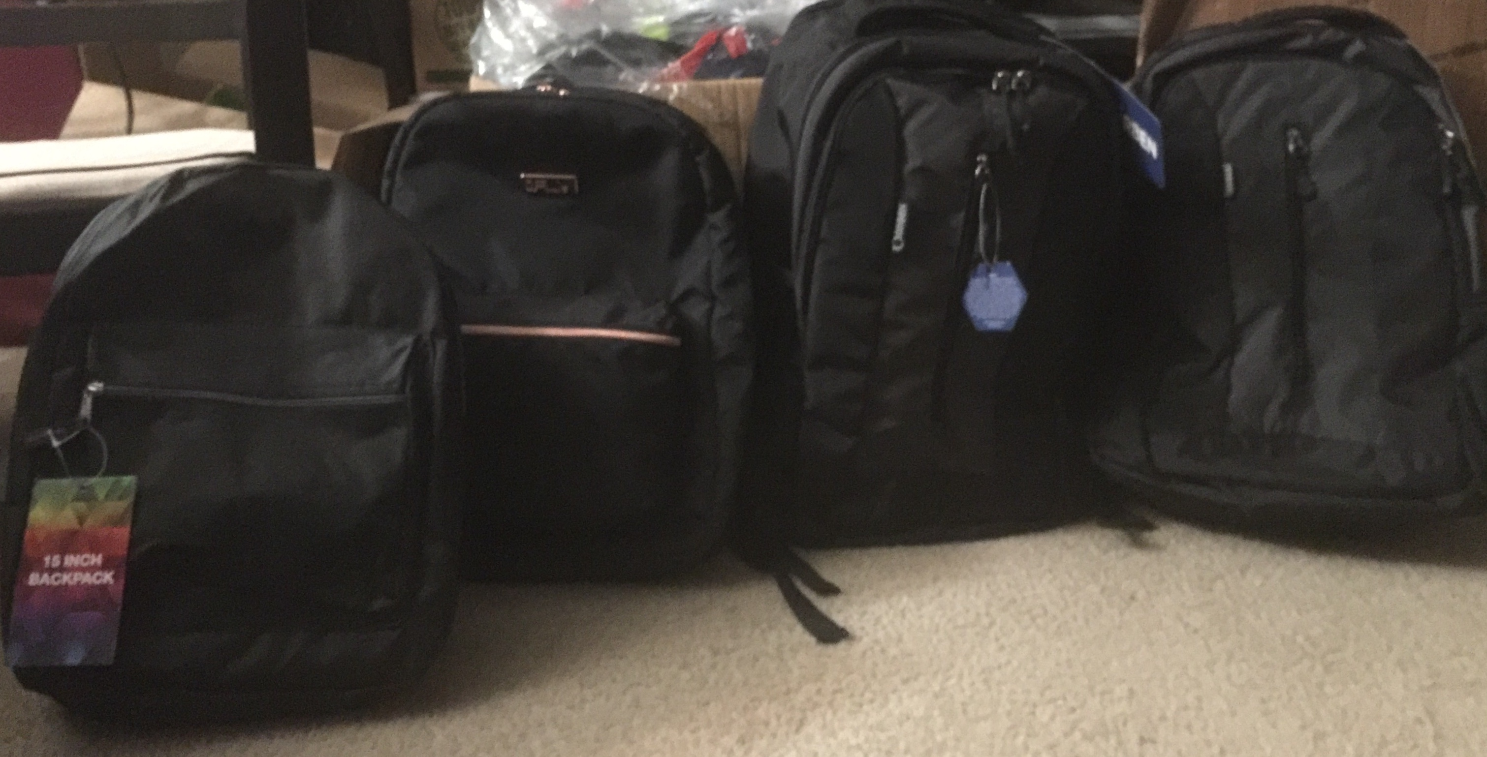 2019 BackPacks-2-School Supplies