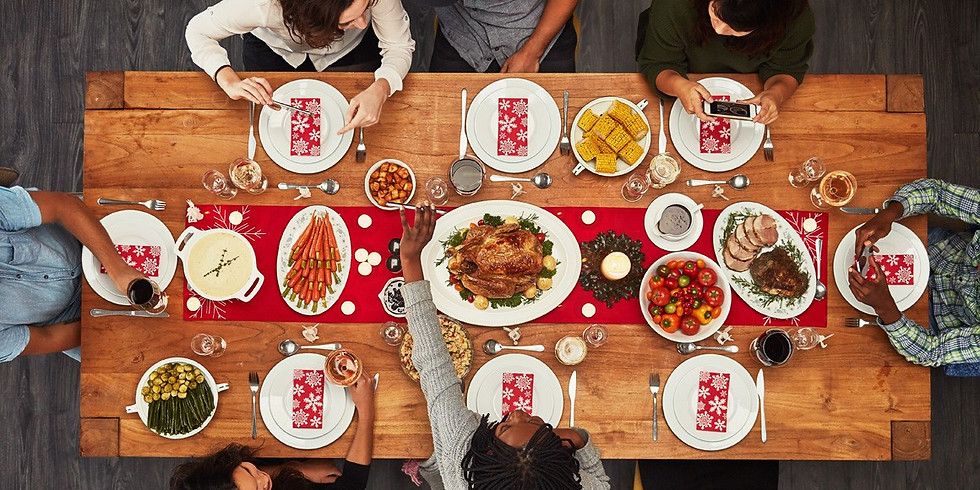 It's Rosa's Will 2019 Giving Thanks Holiday Fundraiser
