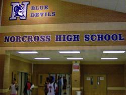 nORCROSS hIGH sCHOOL