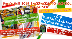 2019 BackPacks-To-School Supplies Drive