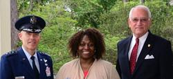 Pamla DL Johnson Troy University 2017 Chancellor's Breakfast