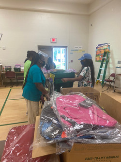 2020 BackPacks N School Supplies Wm M. Boyd Elementary Personnel